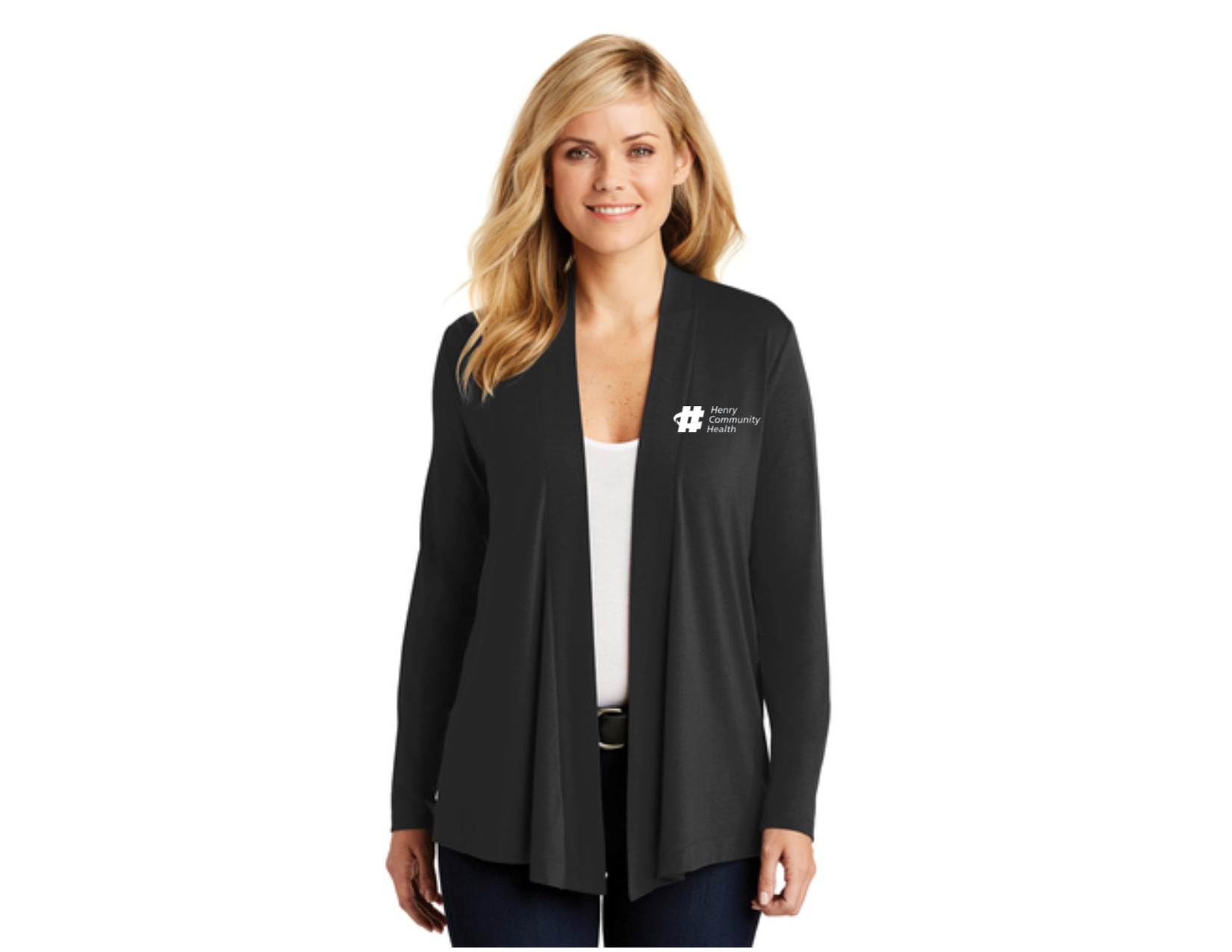 Knit Authority® Ladies Concept Cardigan L5430 Port gxwI5qCCf